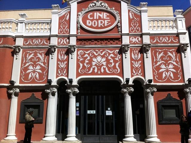 Cine Doré Madrid