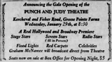 Punch and Judy Theater