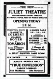January 7th, 1938 grand opening ad
