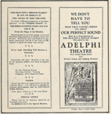 Adelphi Theater