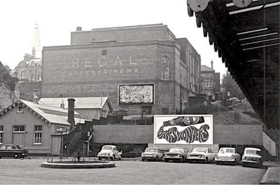 Regal Cinema, London Road, St Leonards