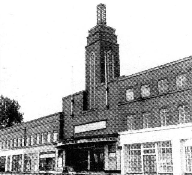 Odeon Park Royal