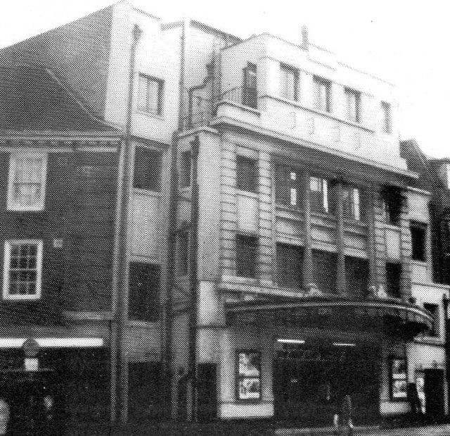 Queen's Hall Cinema