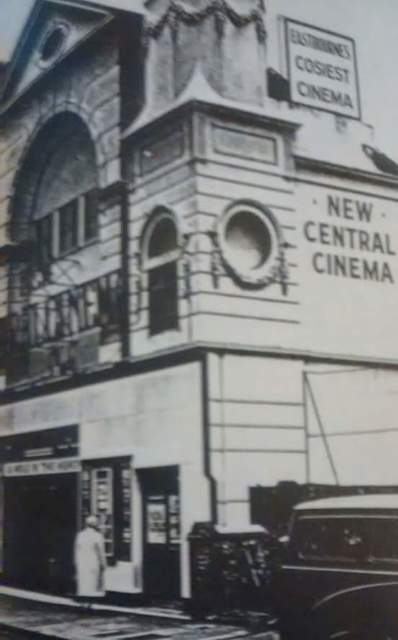 Manhatten Cinema.