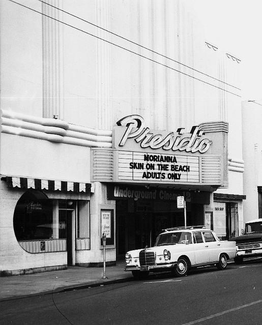 Presidio Theatre exterior