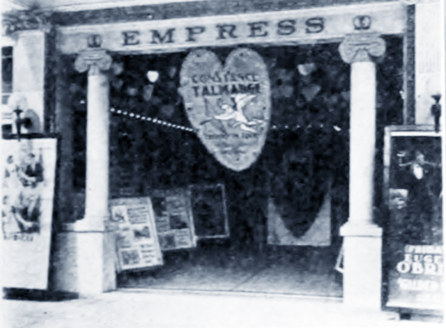 TWO Empress Theatre