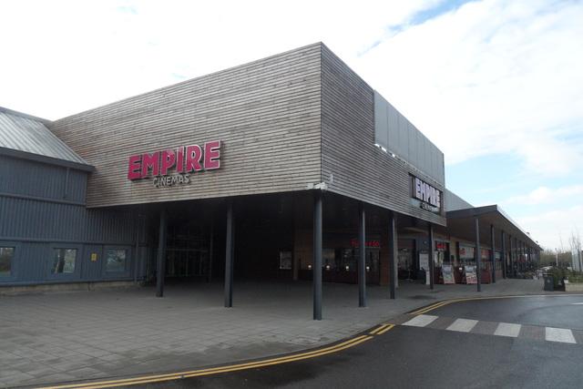 Cineworld Cinema - Hemel Hempstead