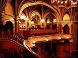 Uránia Filmszínház Balcony