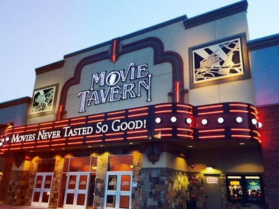 Movie Tavern by Marcus Roswell