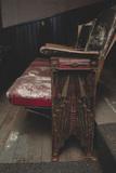 """[""""Art Deco movie theatre seating - Bells Theatre in Bells, TN - Revive the Bells Theatre! bit.ly/bellstheatre""""]"""