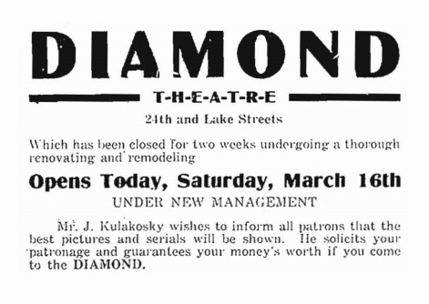 MARCH 1915