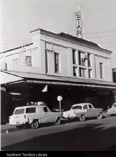 FORMER STAR THEATRE ON SMITH STREET