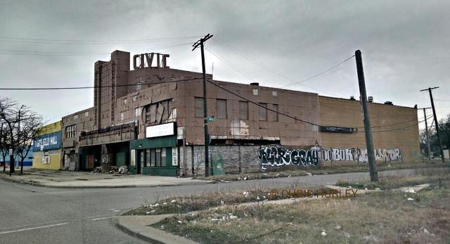 Civic Detroit March 12, 2016