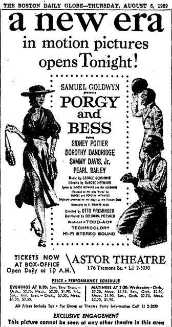 Porgy And Bess - Astor