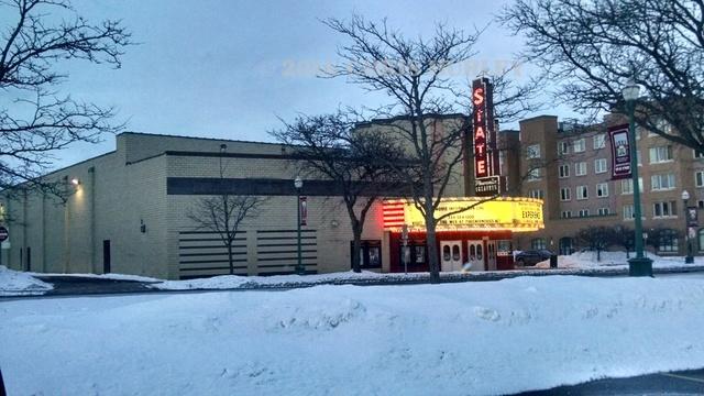 State Wayne, Wayne, Michigan, February 2015