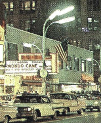 LOOP (TELENEWS) Theatre; Chicago, Illinois.