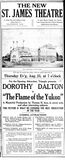 August 22nd, 1917 grand opening ad