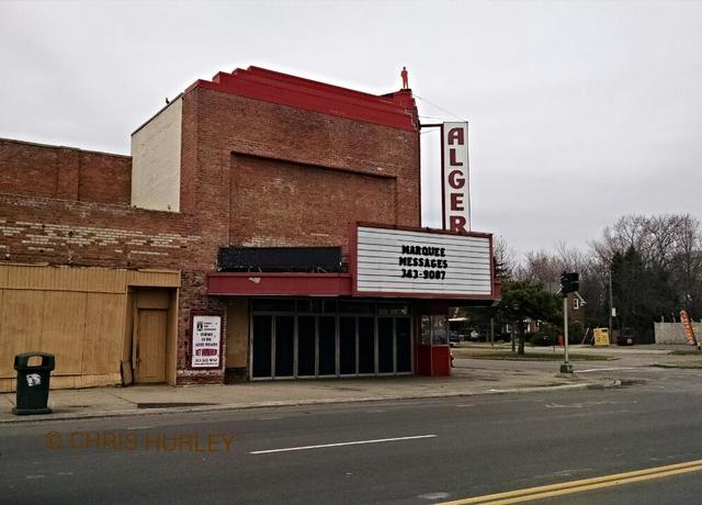 Alger Theater, Detroit, Michigan, March 12, 2016