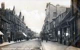 Newgate Street and Kings Cinema 1920's