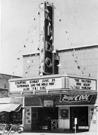 Lido Theatre Marquee