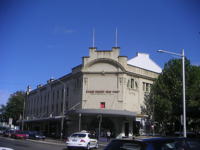 West's Olympia Theatre
