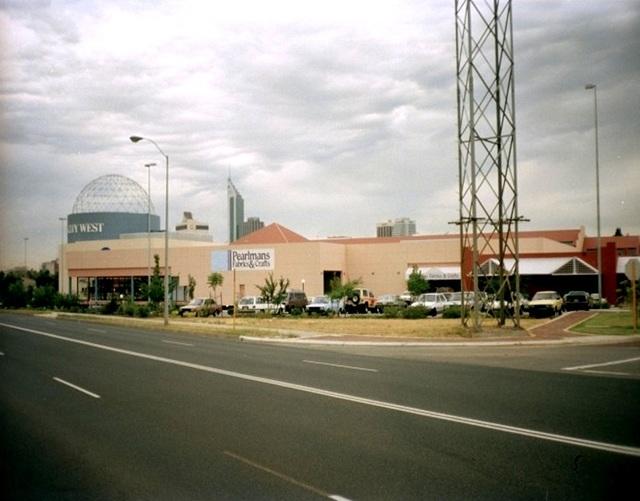 Scitech Planetarium Cinema