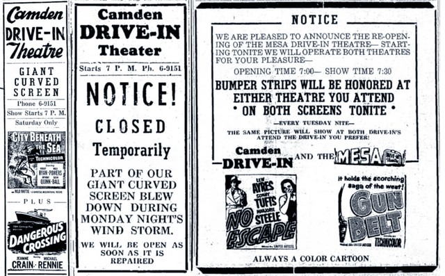 Camden Drive-In