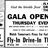 June 2nd, 1948 grand opening ad