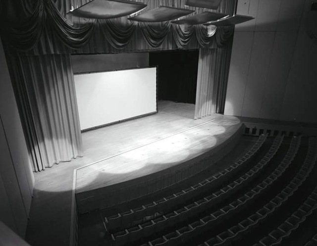 Lory Student Center Theatre