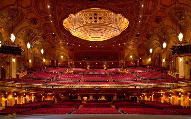 SHEA'S BUFFALO Theatre; Buffalo, New York.