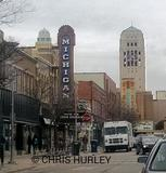 Michigan Theater, Ann Arbor, Michigan, March 22, 2016