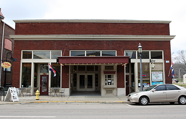 Plaza Theatre, Miamisburg, OH