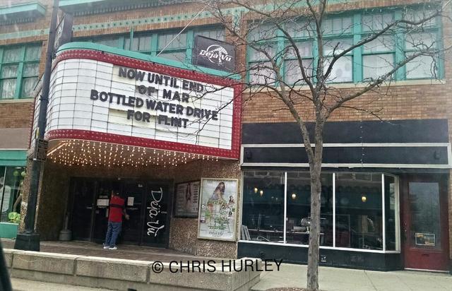 Martha Washington/Art 1 & 2, Ypsilanti, Michigan, March 22, 2016