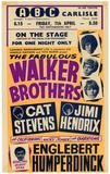 ABC Carlisle Live Show Poster
