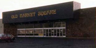 MARKET SQUARE Cinemas; Kenosha, Wisconsin.