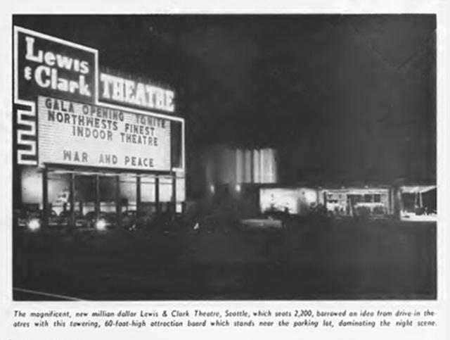 Lewis and Clark Theatre