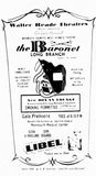 November 9th, 1959 grand opening ad as Baronet