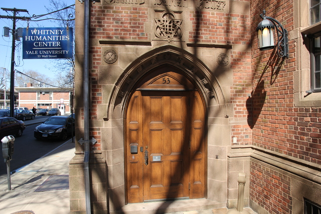 Whitney Humanities Center
