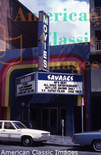 Savages 1986