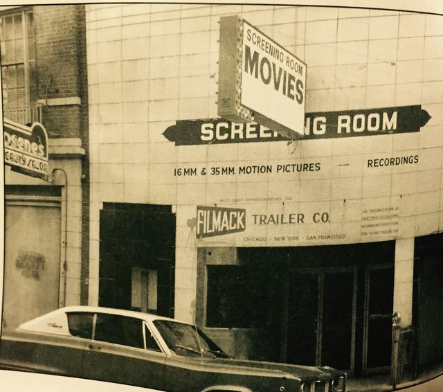Screening Room Theater