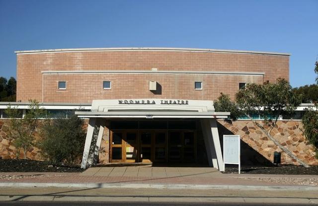 Woomera Theatre