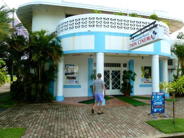 Summergarden Cinema
