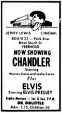 March 4th, 1972 grand opening ad