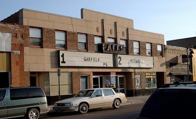 Falls Twin Theatre