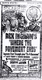 "Loew's State Theatre ""Where the Pavement Ends"" (1923) newspaper ad"