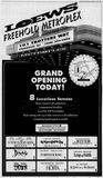 December 11th, 1992 grand opening ad