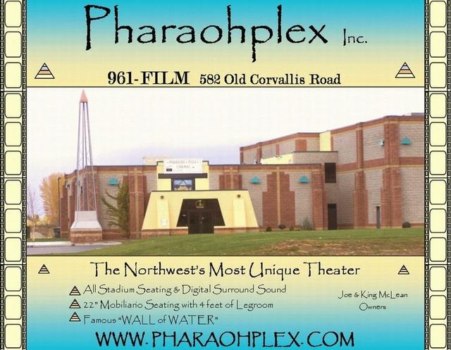 Pharaohplex Theatre