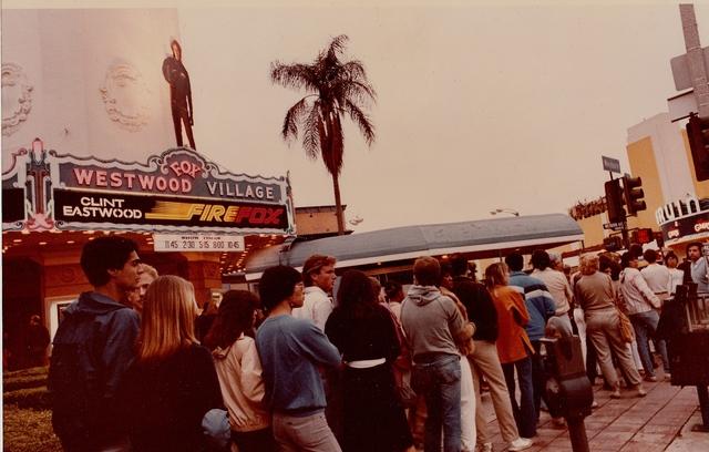 THE VILLAGE THEATER 1982