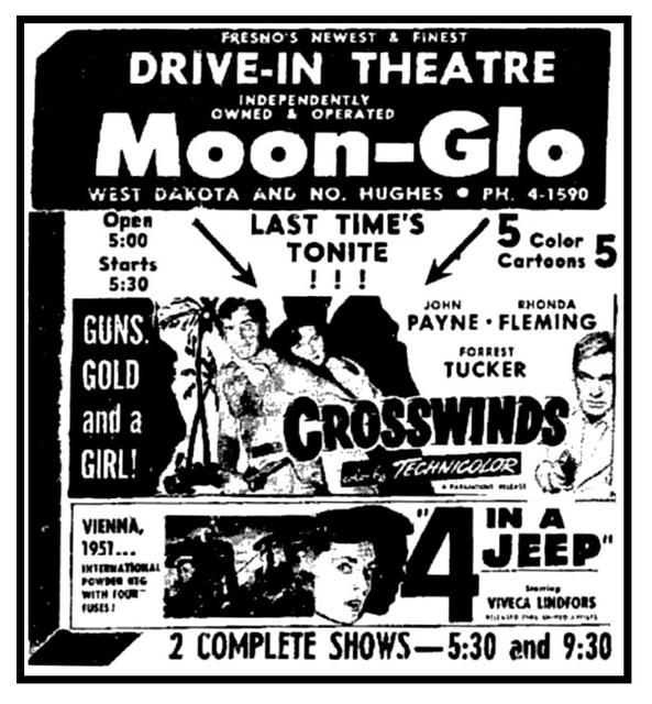 Moon-Glo Drive-In
