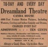 Dreamland Ad 2-2-1911